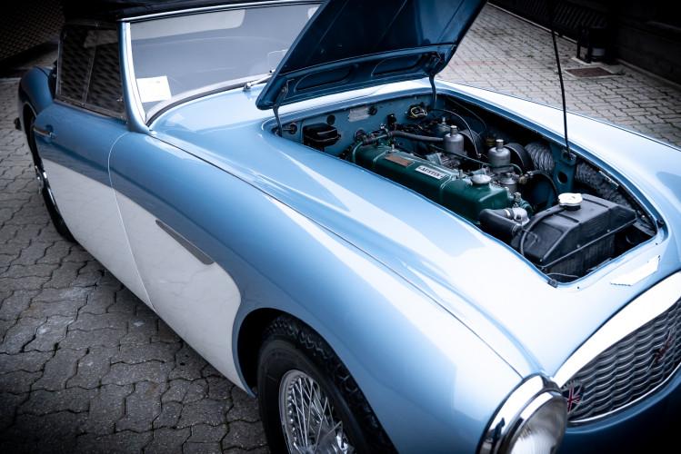1957 Austin-Healey 100/6 18