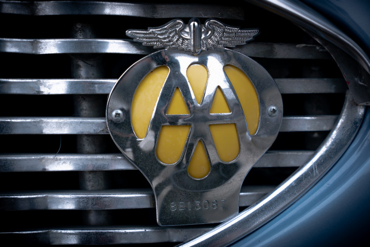 1957 Austin-Healey 100/6 20