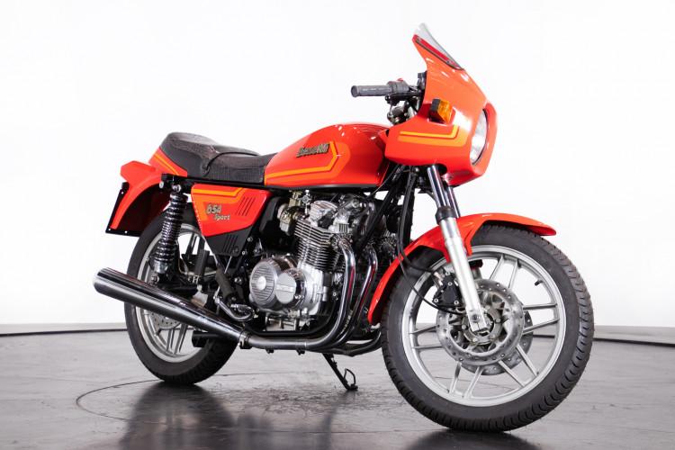 1985 Benelli 654 4S Sport 4