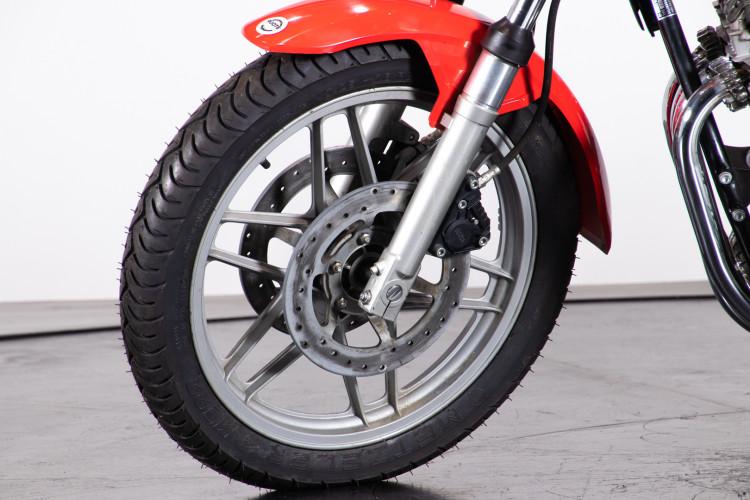 1985 Benelli 654 4s Sport 10