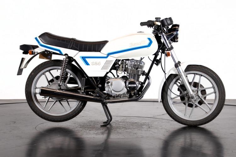 1983 Benelli 124 Sport 2