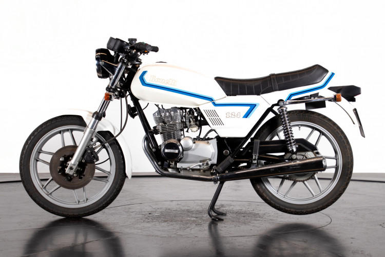1983 Benelli 124 0