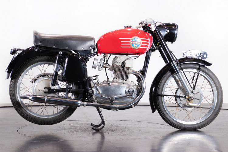 1955 Benelli Leonessa 250 5