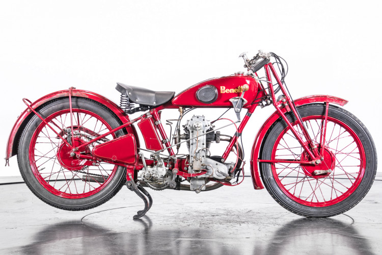 1930 Benelli 175 4