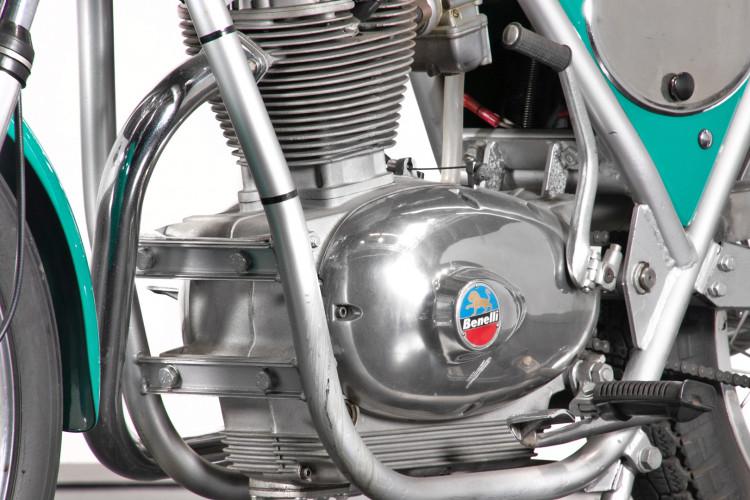 1968 Benelli Metisse 360 6