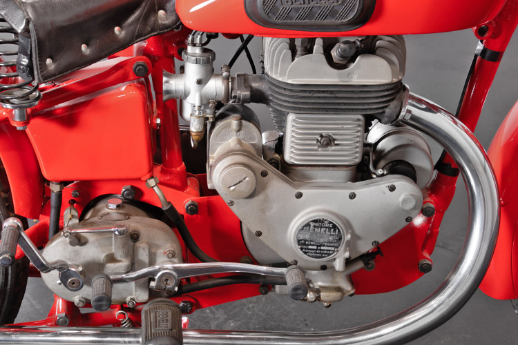 1940 Benelli 500 Valvole Laterali 11