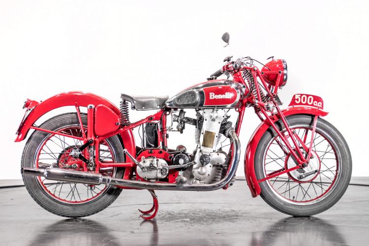 1939 Benelli 500 4TS 4