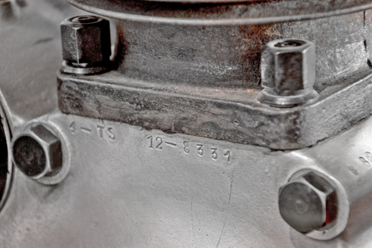 1939 Benelli 500 4TS 19