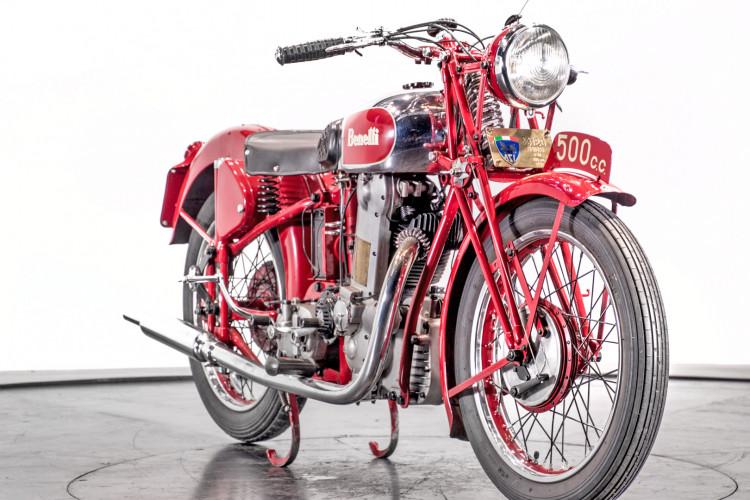 1939 Benelli 500 4TS 3