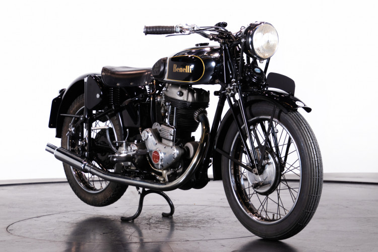 1940 Benelli VTA 3