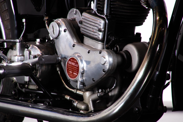 1940 Benelli VTA 7