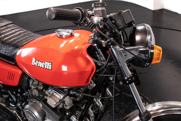 1980 Benelli 350 RS 18