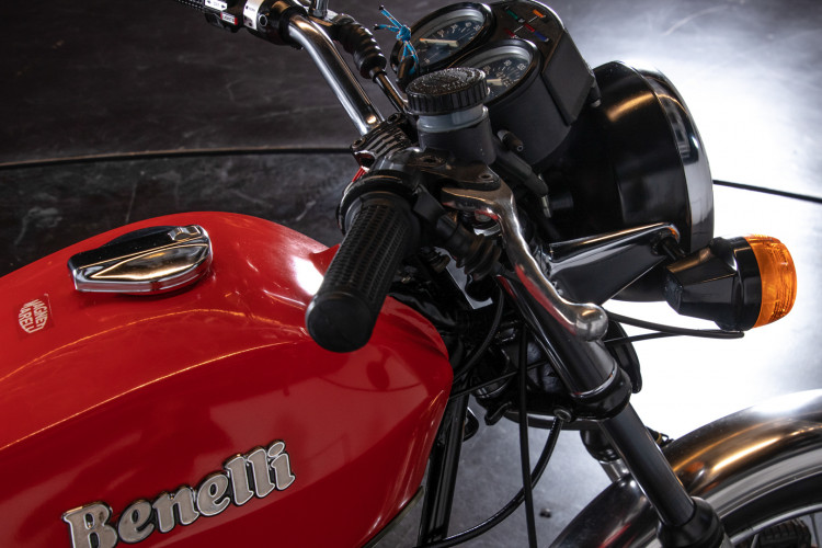 1980 Benelli 350 RS 9