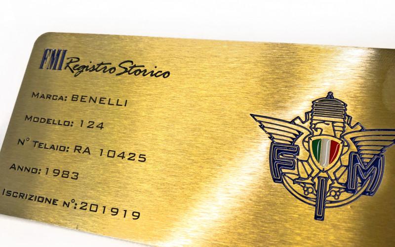 1983 Benelli 124 6
