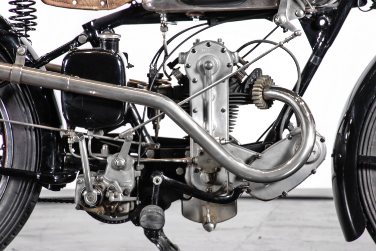 1934 Benelli 220 Sport 6