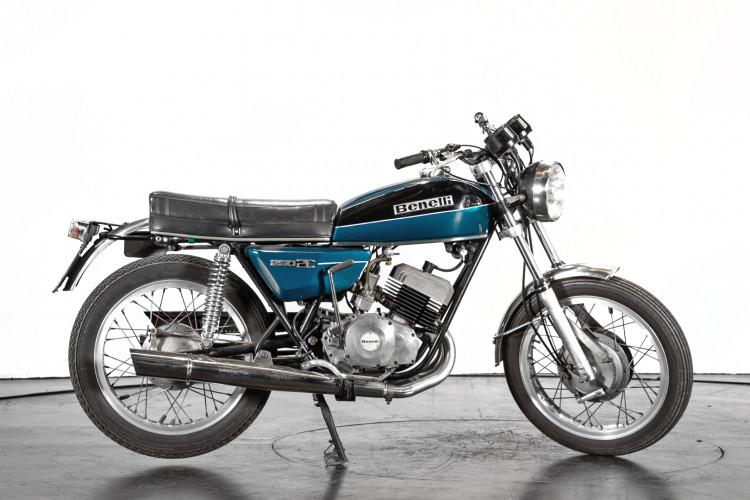 1972 Benelli 250 2C 4