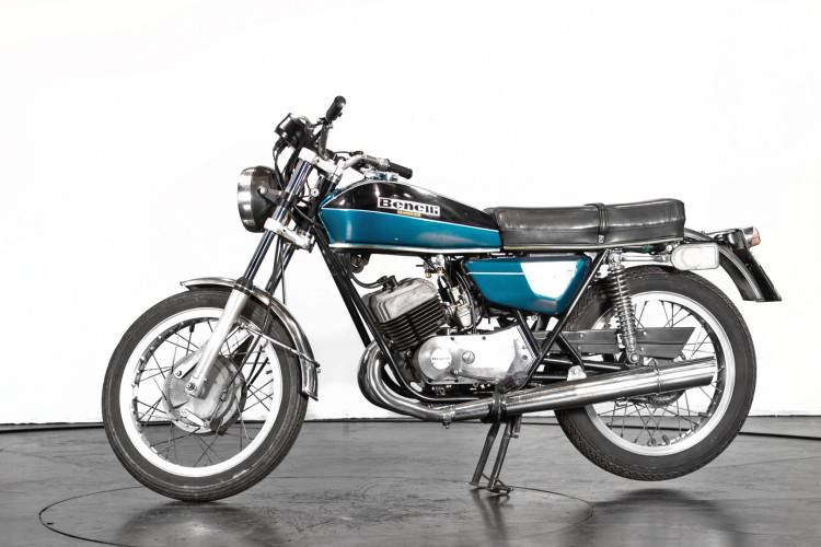 1972 Benelli 250 2C 0