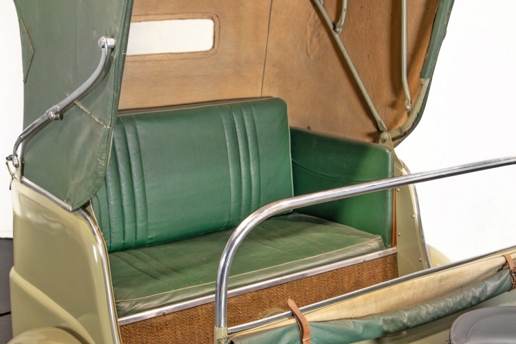 1956 Benelli Leoncino Rikshaws 22