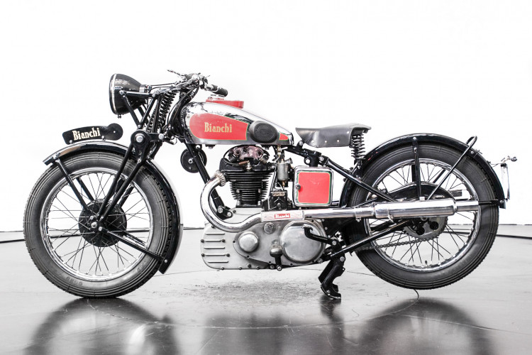 1934 Bianchi 500 Super Sport 0