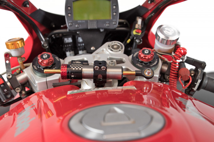 2007 Bimota DB05  18