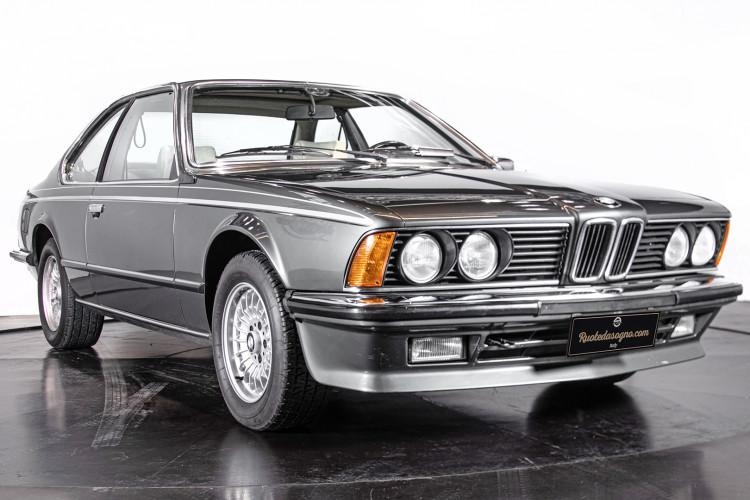 1984 BMW 635 CSI 2