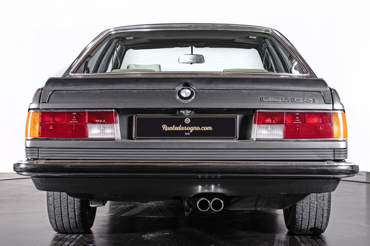 1984 BMW 635 CSI 3