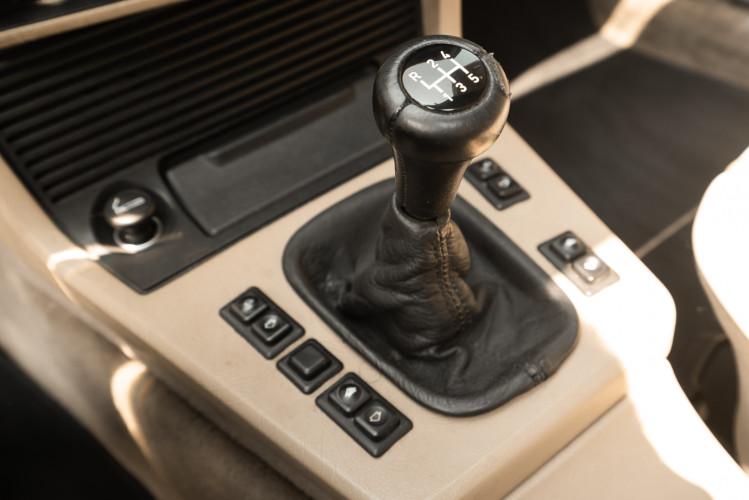 1984 BMW 635 CSI 22
