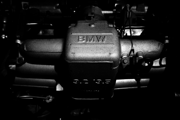 1984 BMW 635 CSI 30