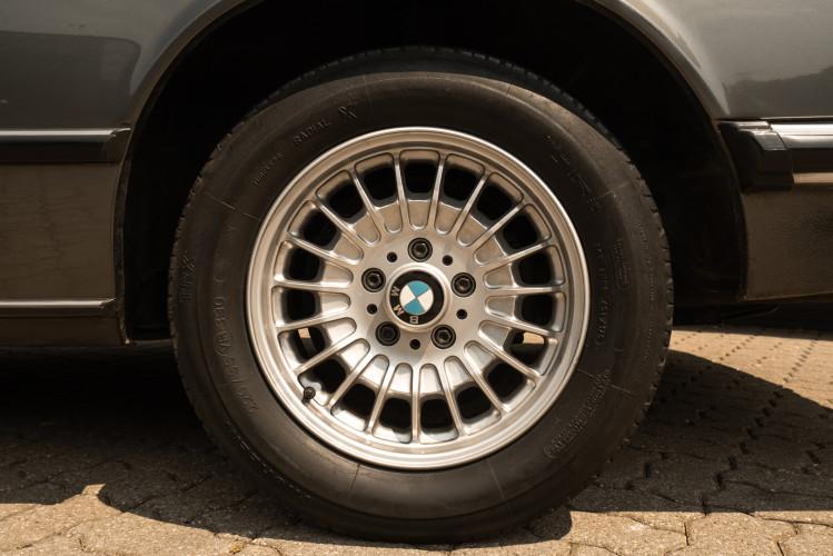 1984 BMW 635 CSI 11