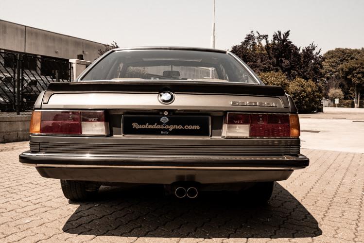 1984 BMW 635 CSI 6