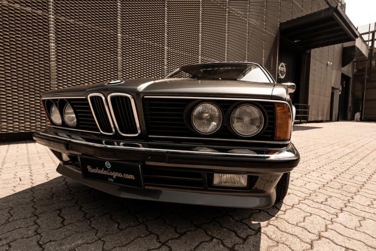 1984 BMW 635 CSI 1