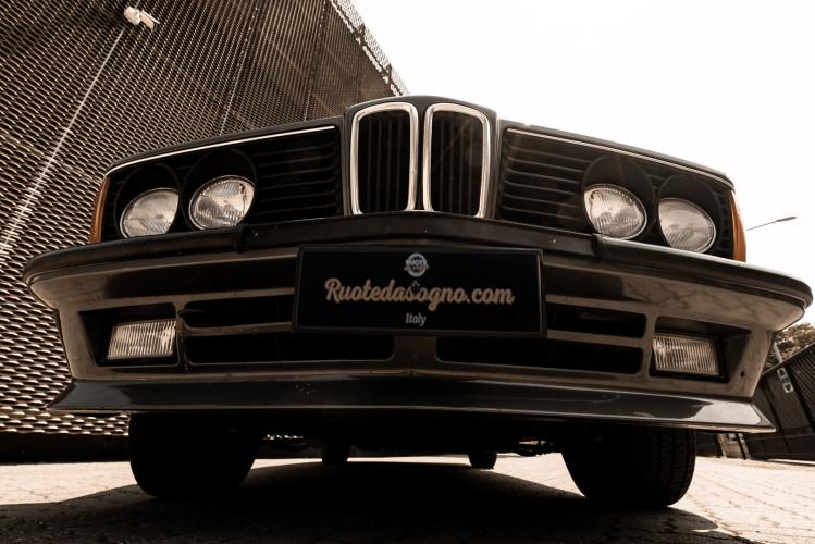 1984 BMW 635 CSI 9