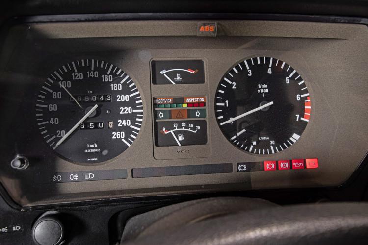1984 BMW 635 CSI 19