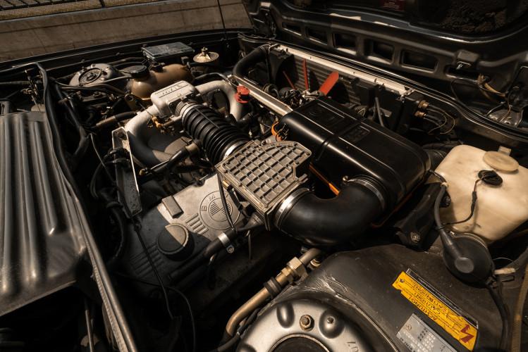 1984 BMW 635 CSI 34