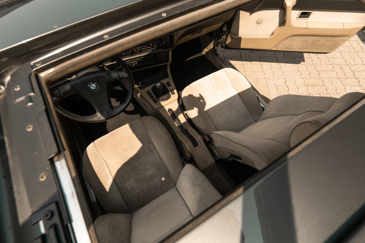 1984 BMW 635 CSI 14