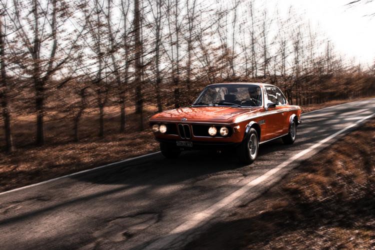 1971 BMW 3.0 CSL 3