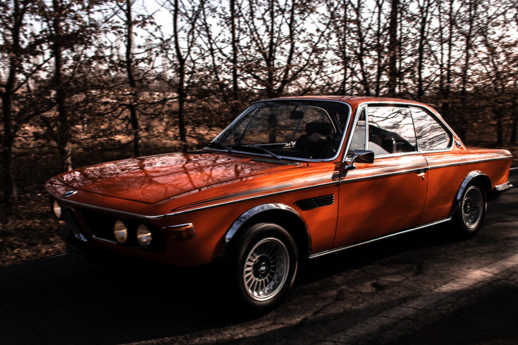 1971 BMW 3.0 CSL 48