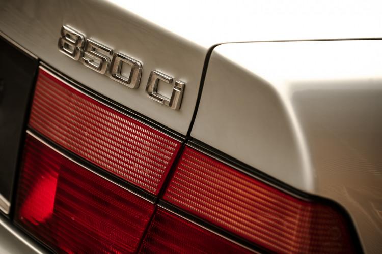 1997 BMW 850 Ci 19