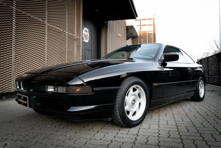 1992 BMW 850 i 0