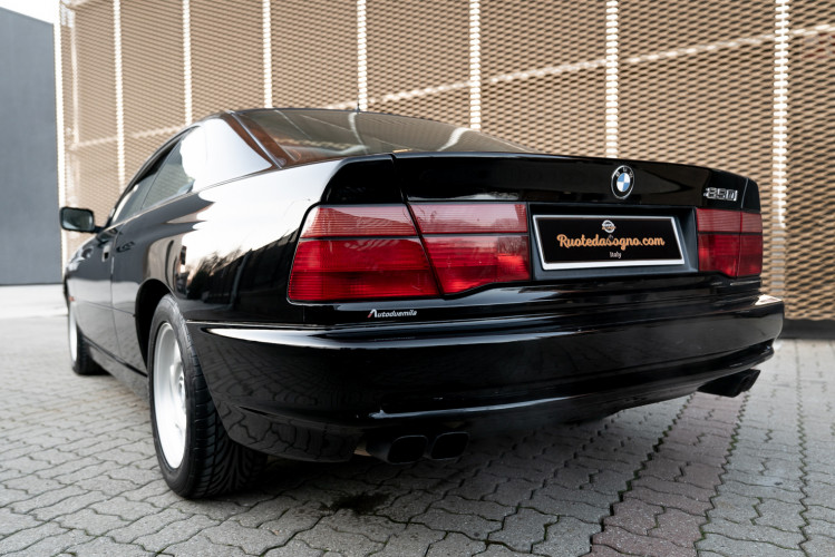 1992 BMW 850 i 2