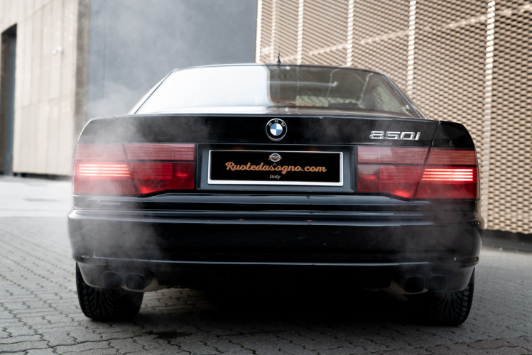 1992 BMW 850 i 4