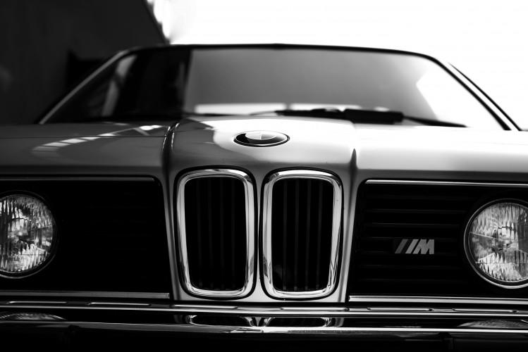 1985 BMW 635 CSI - M 5
