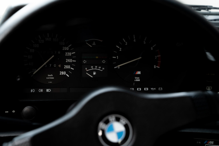 1985 BMW 635 CSI - M 19