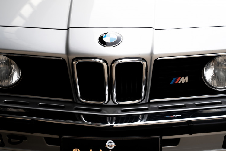 1985 BMW 635 CSI - M 6