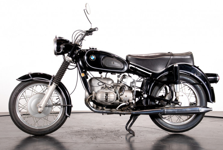1969 BMW 500 0