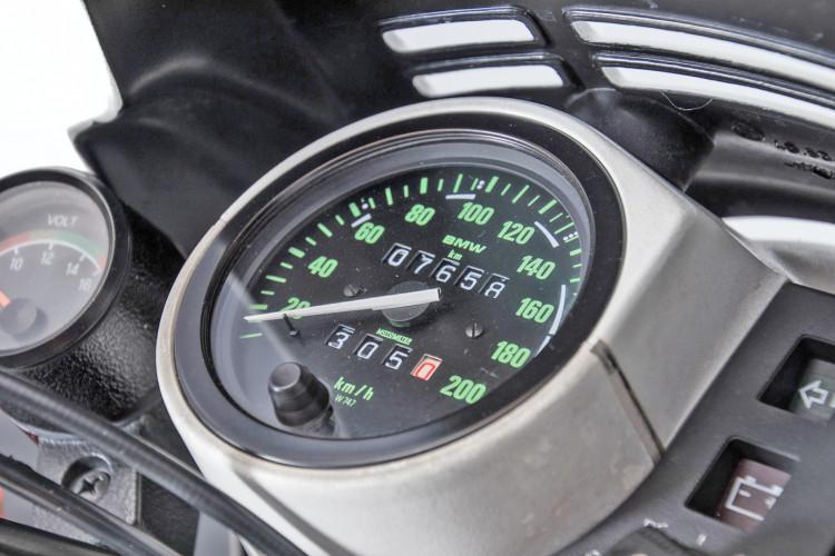 1998 BMW R80 GS Basic 5