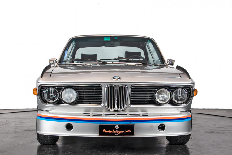 "1974 BMW 3.0 CSL ""Batmobile"" 8"