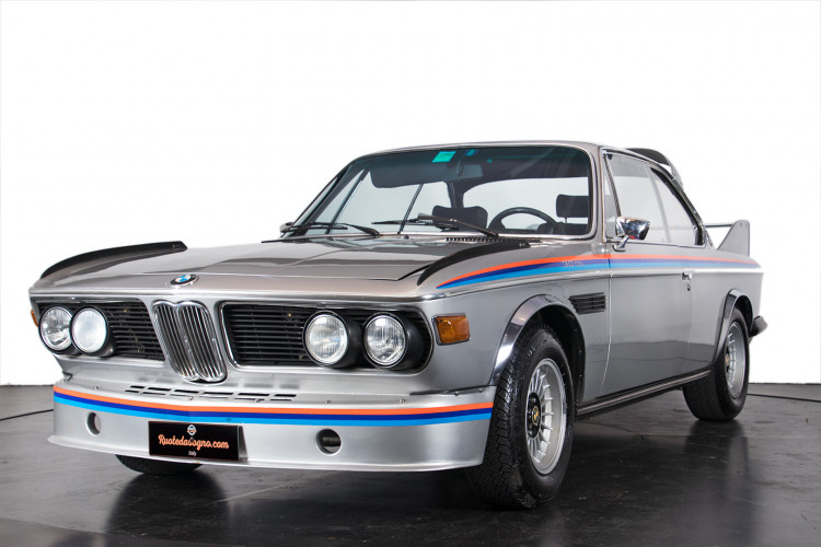 "1974 BMW 3.0 CSL ""Batmobile"" 0"