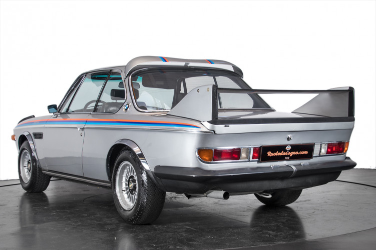 "1974 BMW 3.0 CSL ""Batmobile"" 2"