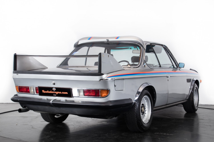 "1974 BMW 3.0 CSL ""Batmobile"" 5"